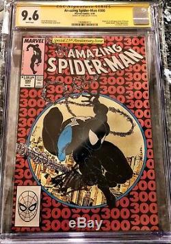 Amazing Spider-Man 300 CGC 9.6 Signature Series SS Stan Lee 1st Venom HIGH GRADE