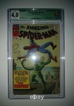 Amazing Spiderman 20 cgc 4