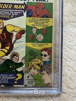 Daredevil #1 (Apr 1964, Marvel) CGC 2.5