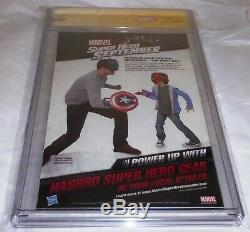 Edge of Spider-Verse #2 CGC SS Signature Sketch EXCELSIOR! By STAN LEE 1st GWEN