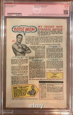 FANTASTIC 4 FOUR #48 Marvel Comics 1966 CGC 3.0. Signed by Stan Lee! No Reserve