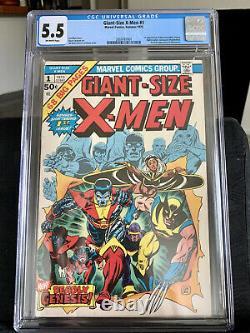 Giant-Size X-Men #1 CGC 5.5