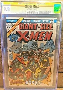 Giant Size X-Men 1 CGC 9.8! 1 of 4 SIGNED BY STAN LEE