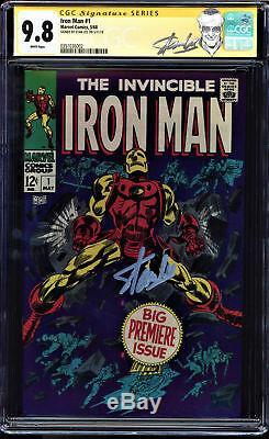 Incredible Hulk #181 9.8 Ss Stan Lee 1st Full App Of Wolverine! #0982156001