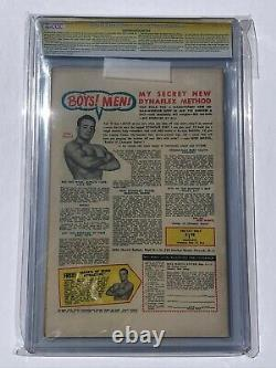 Journey Into Mystery #113 CGC 7.0 SS Signed by Stan Lee Thor Marvel Comic 1965
