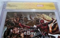 Marvel Legacy #1 CGC SS Signature Autograph STAN LEE 9.8 Return of Wolverine