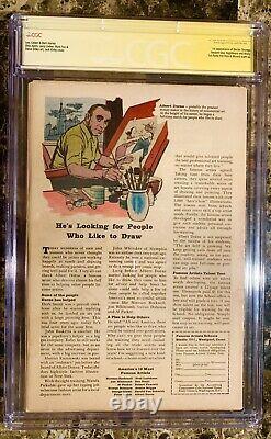 Strange Tales #110 (Jul 1963, Marvel) First App Of Dr. Strange Signed By Stan Lee