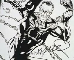 Superior Spider-Man #16 CGC 9.8 Stan Lee convention sketch variant Signed Ramos