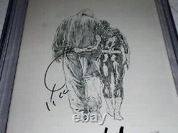 Ultimate Spider-Man #160 CGC SS Signature Autograph STAN LEE Death Peter Parker