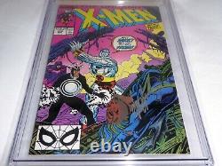 Uncanny X-Men #248 CGC SS Dual Signature Autograph STAN LEE CLAREMONT 1st Jim